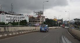 Property in V I P Road