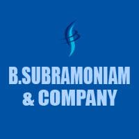 B.Subramoniam & Company