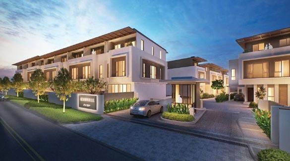 Goyal And Hariyana Group Alanoville, Bangalore - Luxurious Apartments