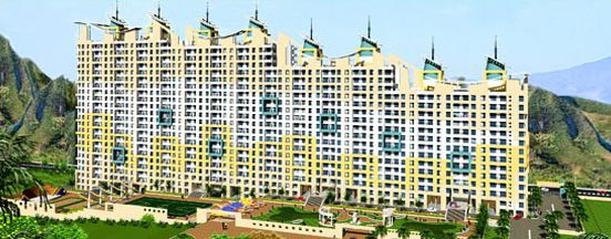 Laxmi Narayan Residency, Thane - Residential Apartments