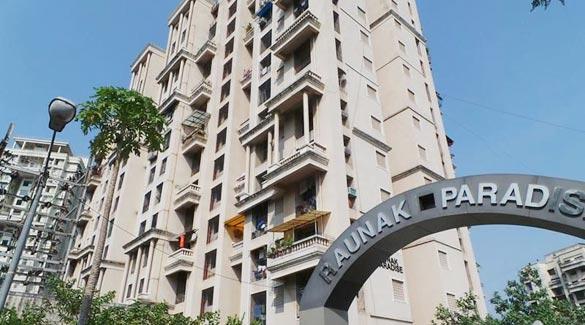 Raunak Paradise, Thane - 2 BHK Flat & Apartment