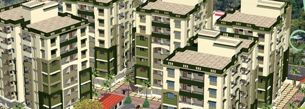 Mukul Shanti Garden, Kolkata - Residential Apartments