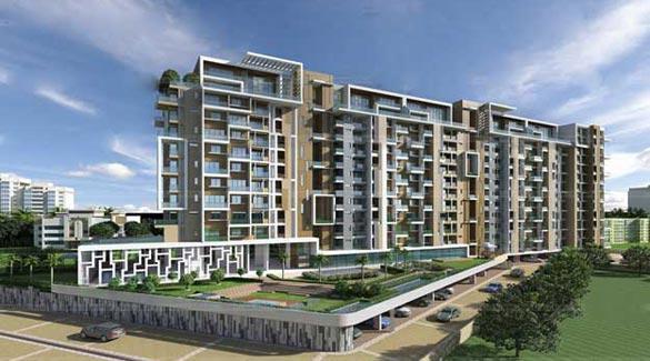 Sai Vatika, Ranchi - Residential Apartments