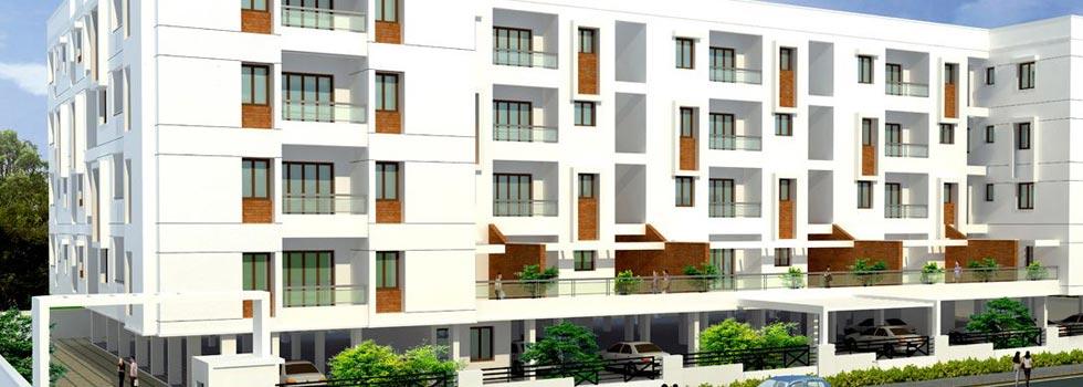 Sarovar, Chennai - 2 BHK Flats