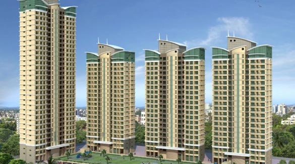 Interface Height, Mumbai - 2,3 BHK Flats