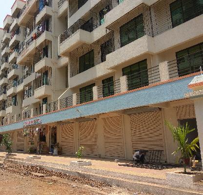 Rukmini Garden, Thane - Luxurious Apartments