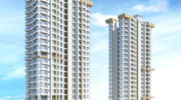 Neminath Luxeria, Mumbai - 2 BHK &  3 BHK Apartments