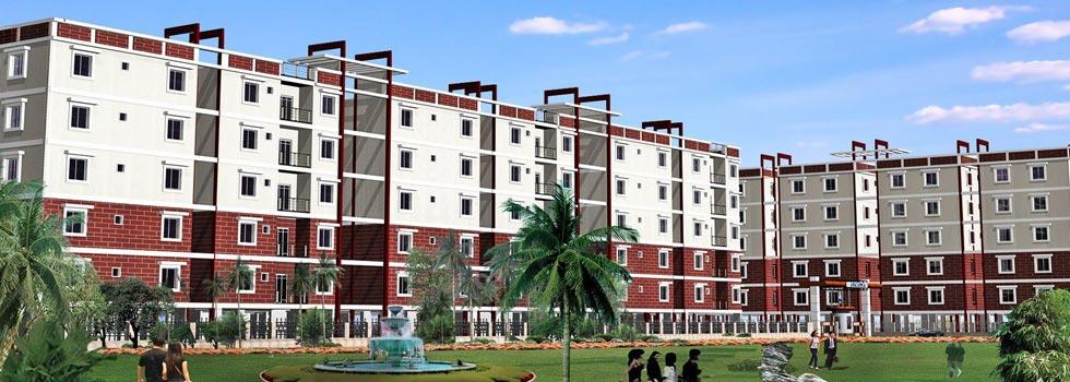 Janapriya Arcadia, Hyderabad - luxurious Apartment
