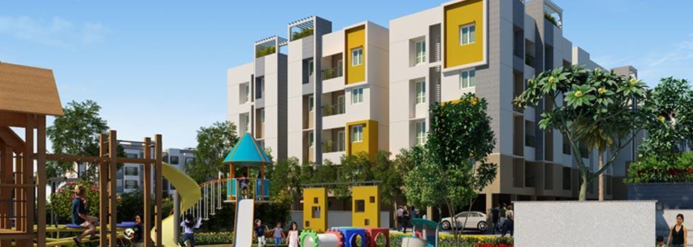Malles Aashira, Chennai - Residential Apartments
