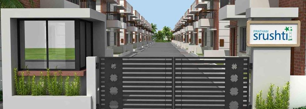 Pratham Srushti, Vadodara - 3 BHK Flats