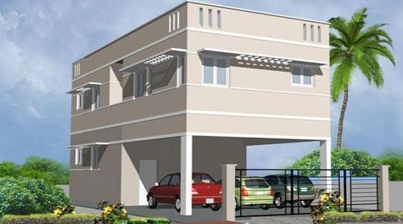 Pelican Belfort, Pondicherry - 2,3,4 BHK Flats