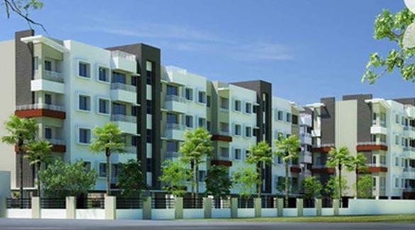 Ratna Lifestyle, Bhubaneswar - 3 BHK Apartments