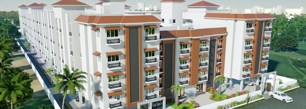 Kgeyes Samyuktha, Chennai - Residential Apartments