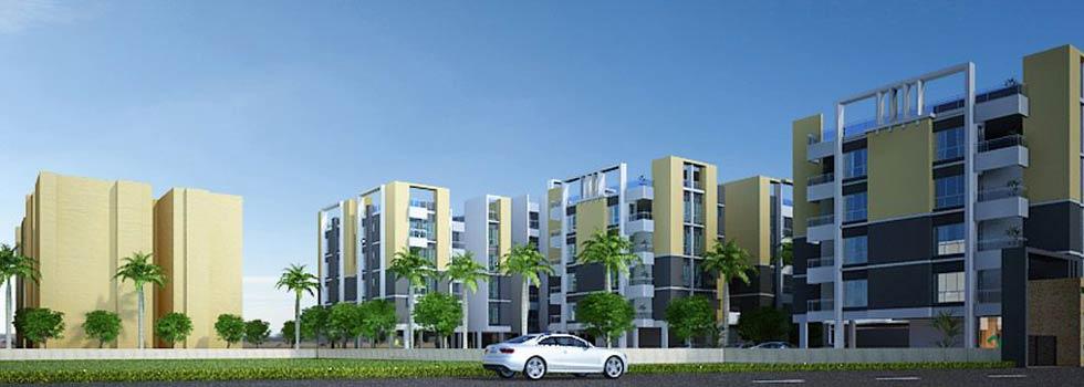 Magnolia Vardaan, Kolkata - 2,3 BHK Flats