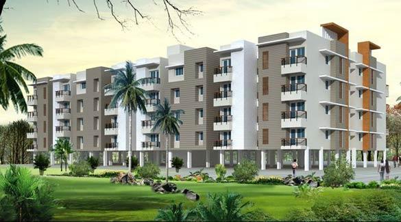 MF Jayaram Enclave, Chennai - 3 BHK Flats