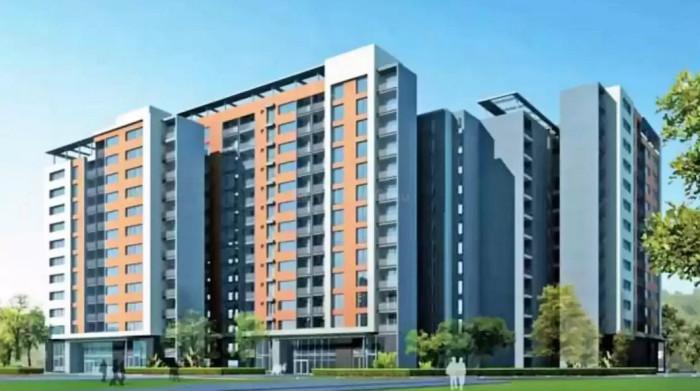 Unitech Habitat, Greater Noida - 2/3 BHK Apartment