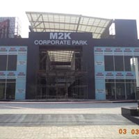 M2K Corporate Park - Gurgaon