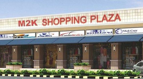 M2K County Shopping Plaza, Delhi - Shopping Plaza