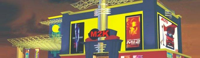 M2K Rohini, Delhi - Shopping Plaza