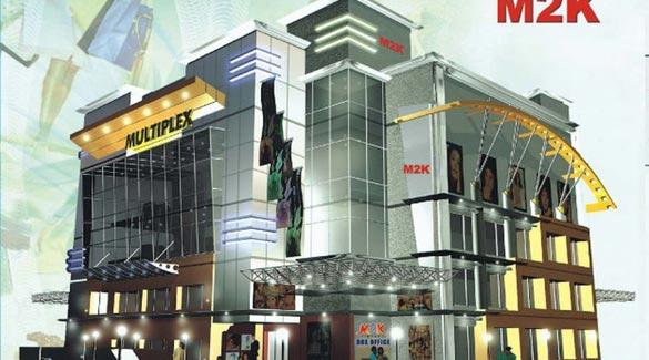 M2K Pitampura, Delhi - Shopping, leisure & Entertainment Facilities