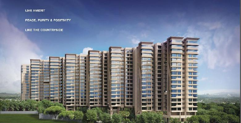 Kanakia Rainforest, Mumbai - 1, 2, 3 & 4 BHK Apartment