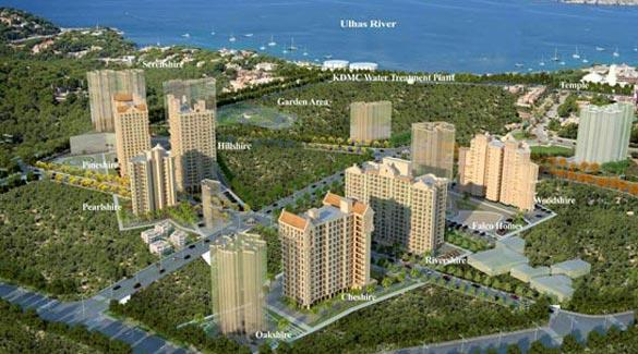 Falco World, Thane - Residential Apartments