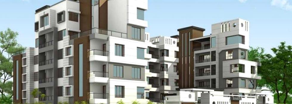 KP Residency, Vadodara - 2,3,4 BHK Flats