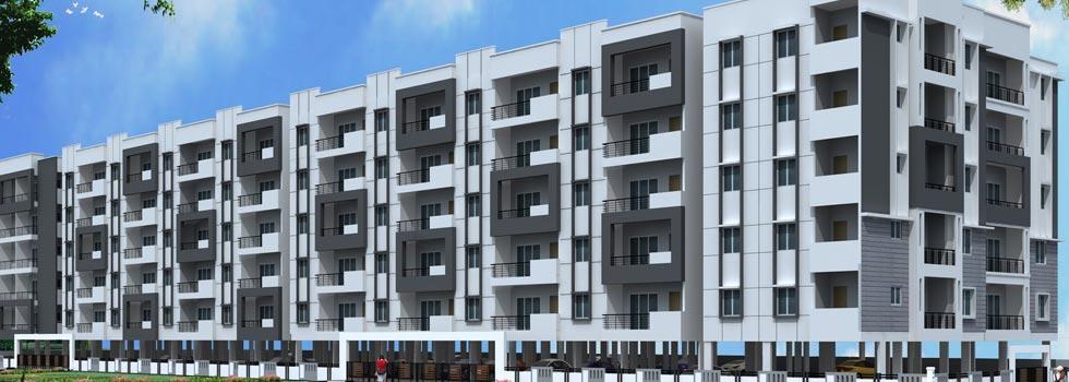 SLV Raj Driva, Bangalore - Residential Apartments