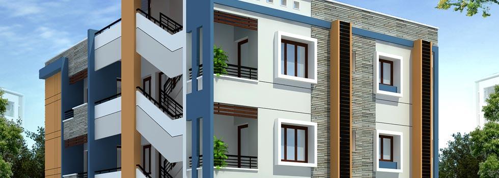 MSP Green Park, Chennai - Residential Apartments