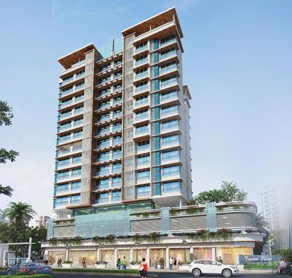 CORNER VIEW, Mumbai - 2, 3 & 4 BHK Apartments