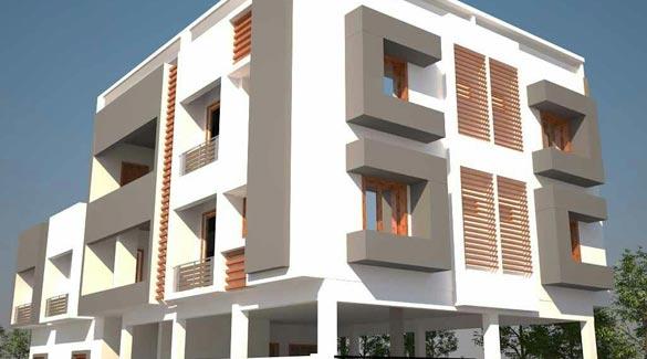 POOMBARA ENCLAVE, Chennai - Residential Apartments