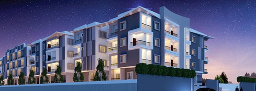 DS MAX STONESCAPE, Bangalore - 2 & 3 BHK Apartments