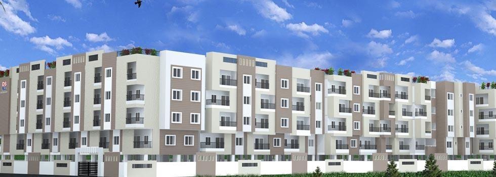 DS-MAX SHERWOOD, Bangalore - 1, 2 & 3 BHK Apartments