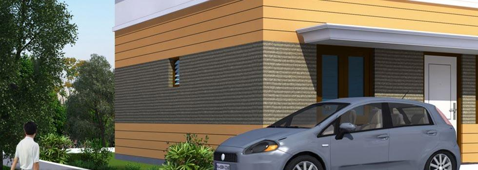 ISHA SWASTHI, Tiruchirappalli - 2 BHK villas