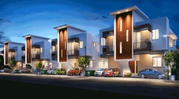 Artha Pristine Avenue, Chennai - 1 BHK Villas