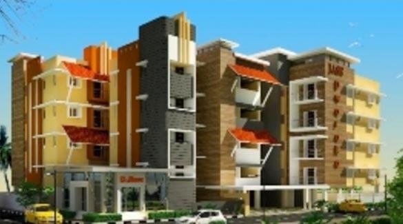 Jass Dwarka, Coimbatore - 2 BHK Flats