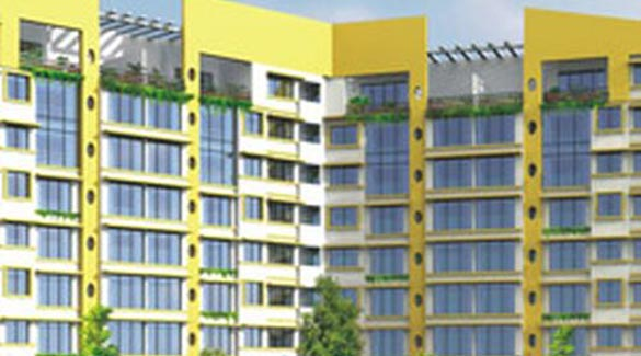 Veesita Residency, Mumbai - 2 & 3 BHK Apartments