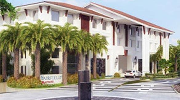 Fairfield Inn Marriott, Goa - Commercial Hotel