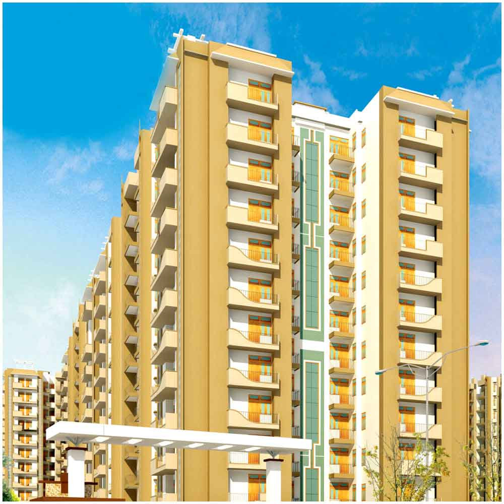 Oxy Homez, Ghaziabad - Residential Apartments