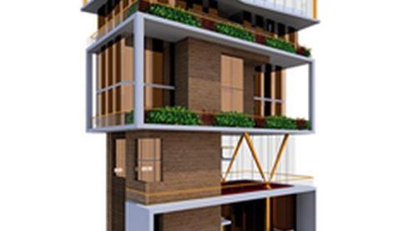 Chalet Arabia, Mumbai - 1 & 2 BHK Villas