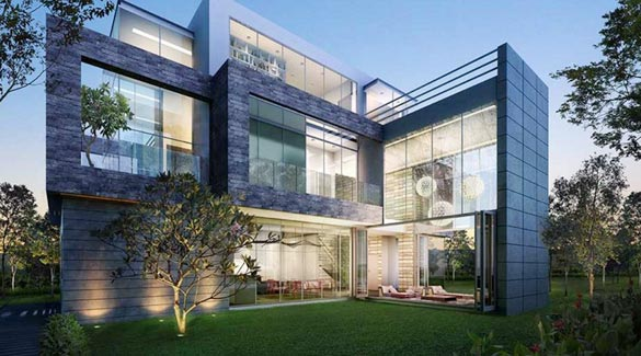 Silverlake Villas, Mumbai - luxurious villas