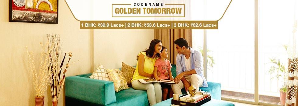 Codename Golden Tomorrow, Thane - 1,2,3 BHK Apartments