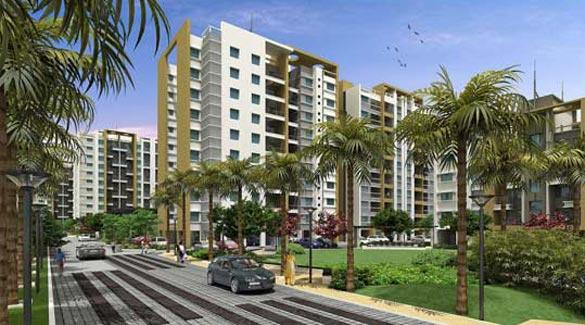 Pride Aashiyana Phase 2, Pune - Residential Apartments