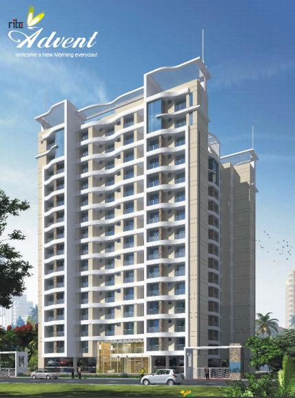 Rite Advent , Mumbai - 2 BHK Apartments