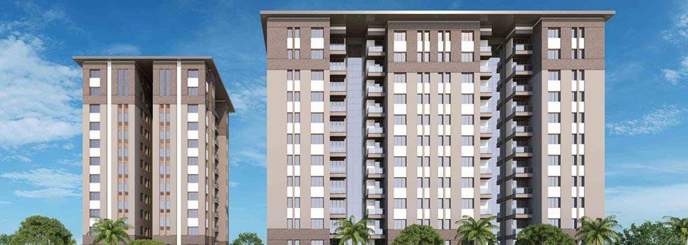 Sangani Skyz, Vadodara - 2 & 3 BHK Apartments