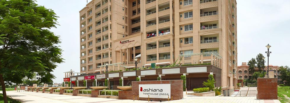 Ashiana Treehouse Residences, Bhiwadi - 4 & 5 BHK Apartments
