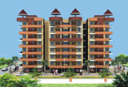 Ram Janaki Enclave, Ranchi - Residential Apartments