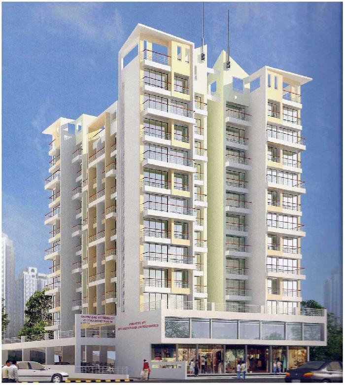 Sai Prasad Residency, Navi Mumbai - 1 & 2 BHK Residential Flats