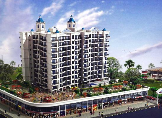 Shree Ambica Heritage, Navi Mumbai - 2 & 3 BHK Premium Flats