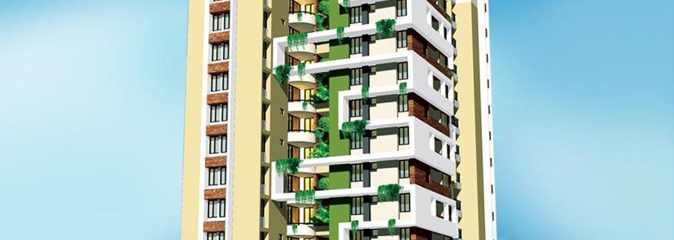 Jewel Pristine Greens, Kochi - 1, 2 & 3 BHK Apartments